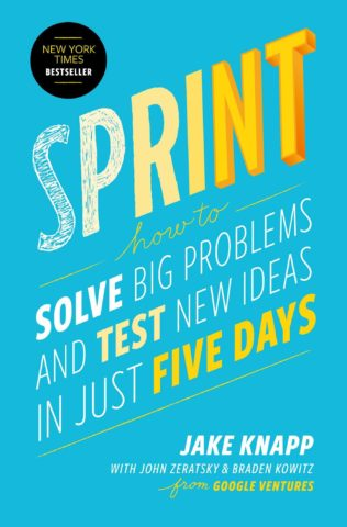 "Cover of ""Sprint"" book"